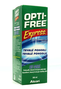optifree express roztok na sosovky